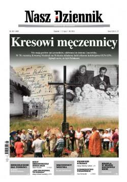 Czwartek, 11 lipca 2013, Nr 160 (4699)