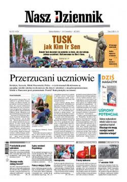 Sobota-Niedziela, 14-15 września 2013, Nr 215 (4754)