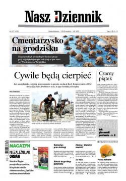 Sobota-Niedziela, 28-29 września 2013, Nr 227 (4766)