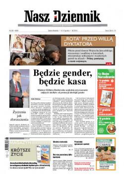 Sobota-Niedziela, 14-15 grudnia 2013, Nr 291 (4830)