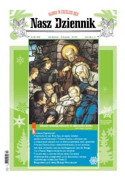 Boże Narodzenie, 24-26 grudnia 2013, Nr 299 (4838)