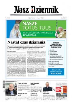 Sobota-Niedziela, 1-2 lutego 2014, Nr 26 (4868)