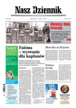 Sobota-Niedziela, 1-2 marca 2014, Nr 50 (4892)