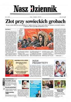 Środa, 2 kwietnia 2014, Nr 77 (4919)