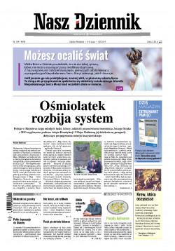 Sobota-Niedziela, 5-6 lipca 2014, Nr 154 (4996)