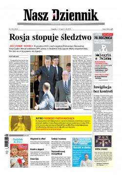 Czwartek, 31 lipca 2014, Nr 176 (5018)