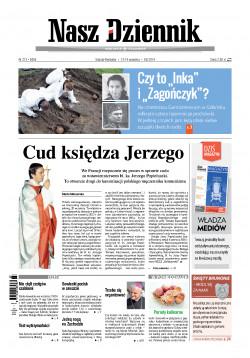 Sobota-Niedziela, 13-14 września 2014, Nr 213 (5055)