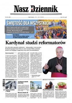 Piątek-Niedziela, 31 X – 2 XI 2014, Nr 254 (5096)