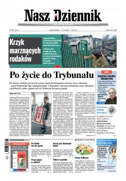 Sobota-Niedziela, 6-7 grudnia 2014, Nr 283 (5125)