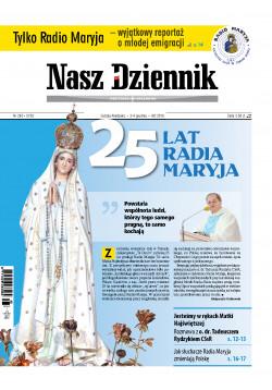 Sobota-Niedziela, 3-4 grudnia 2016, Nr 282 (5730)