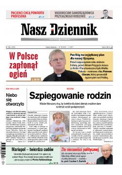 Sobota-Niedziela, 31 XII 2016 – 1 I 2017, Nr 305 (5753)