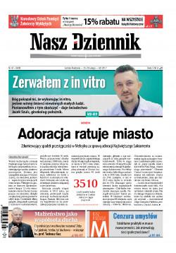 Sobota-Niedziela, 25-26 lutego 2017, Nr 47 (5800)