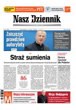 Sobota-Niedziela, 4-5 marca 2017, Nr 53 (5806)