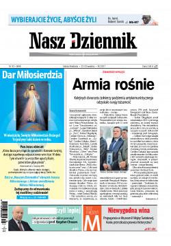 Sobota-Niedziela, 22-23 kwietnia 2017, Nr 93 (5846)