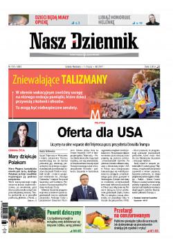 Sobota-Niedziela, 1-2 lipca 2017, Nr 150 (5903)