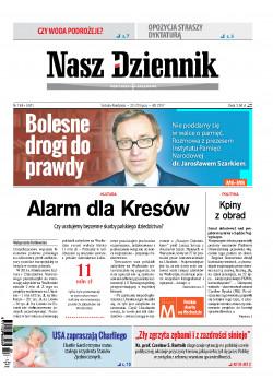 Sobota-Niedziela, 22-23 lipca 2017, Nr 168 (5921)
