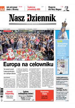 Sobota-Niedziela, 19-20 sierpnia 2017, Nr 191 (5944)