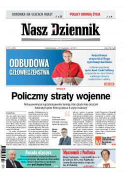 Sobota-Niedziela, 23-24 września 2017, Nr 221 (5974)