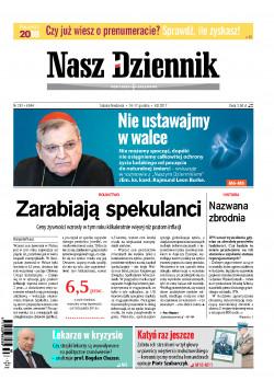 Sobota-Niedziela, 16-17 grudnia 2017, Nr 291 (6044)