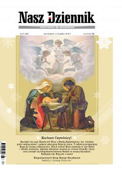 Boże Narodzenie, 23-26 grudnia 2017 r., Nr 297 (6050)