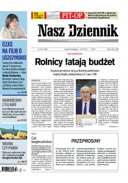Sobota-Poniedziałek, 30 XII 2017 – 1 I 2018, Nr 301 (6054)