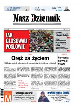 Sobota-Niedziela, 13-14 stycznia 2018, Nr 10 (6064)