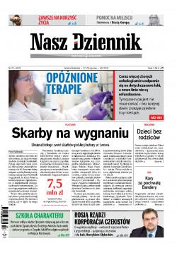 Sobota-Niedziela, 27-28 stycznia 2018, Nr 22 (6076)