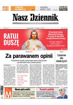 Sobota-Niedziela, 7-8 kwietnia 2018, Nr 80 (6134)