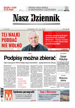 Sobota-Niedziela, 30 VI – 1 VII 2018, Nr 149 (6203)