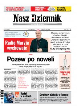 Sobota-Niedziela, 7-8 lipca 2018, Nr 155 (6209)