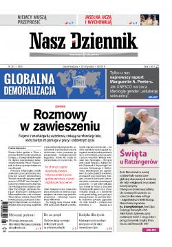 Sobota-Niedziela, 29-30 grudnia 2018, Nr 301 (6355)