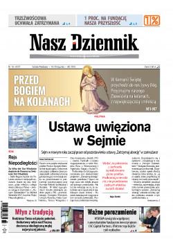 Sobota-Niedziela, 19-20 stycznia 2019, Nr 16 (6372)