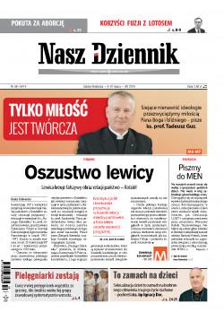 Sobota-Niedziela, 9-10 marca 2019, Nr 58 (6414)