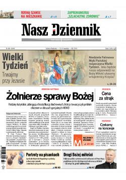 Sobota-Niedziela, 13-14 kwietnia 2019, Nr 88 (6444)