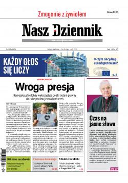 Sobota-Niedziela, 25-26 maja 2019, Nr 120 (6476)
