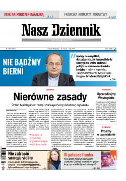 Sobota-Niedziela, 6-7 lipca 2019, Nr 155 (6511)