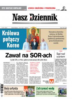 Sobota-Niedziela, 20-21 lipca 2019, Nr 167 (6523)