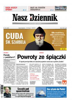 Sobota-Niedziela, 27-28 lipca 2019, Nr 173 (6529)