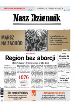 Sobota-Niedziela, 10-11 sierpnia 2019, Nr 185 (6541)