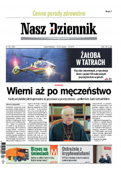 Sobota-Niedziela, 24-25 sierpnia 2019, Nr 196 (6552)