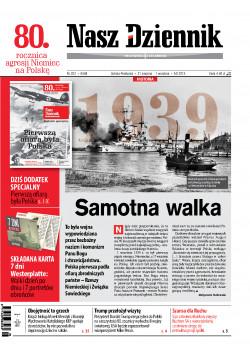 Sobota-Niedziela, 31 sierpnia – 1 września 2019, Nr 202 (6558)