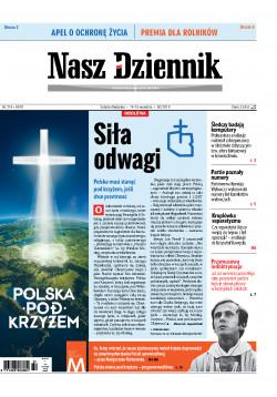 Sobota-Niedziela, 14-15 września 2019, Nr 214 (6570)