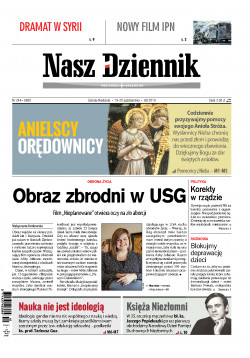 Sobota-Niedziela, 19-20 października 2019, Nr 244 (6600)