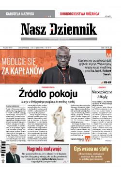 Sobota-Niedziela, 26-27 października 2019, Nr 250 (6606)