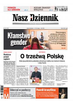 Sobota-Niedziela, 22-23 lutego 2020, Nr 44 (6702)
