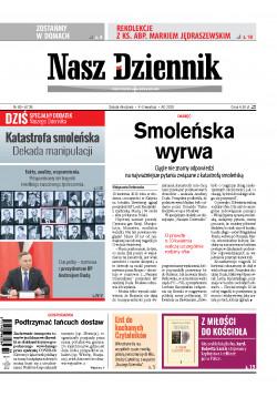 Sobota-Niedziela, 4-5 kwietnia 2020, Nr 80 (6737)