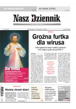 Sobota-Niedziela, 18-19  kwietnia 2020, Nr 90 (6748)