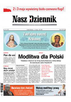 Sobota-Niedziela, 2-3 maja 2020, Nr 101 (6759)