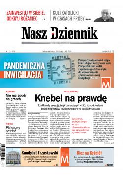 Sobota-Niedziela, 30-31 maja 2020, Nr 125 (6783)