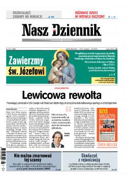 Sobota-Niedziela, 20-21 czerwca 2020, Nr 142 (6800)